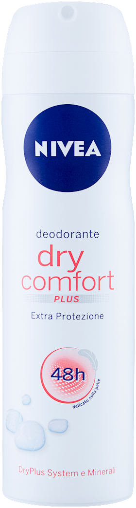 NIVEA DEO SPRAY DONNA ML 150 CONFORT