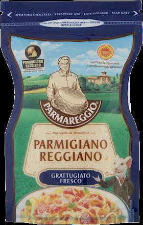 PARMIGIANO REGGIANO GRATTUGIATO GR 1