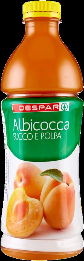 DESPAR NETTARE ALBICOCCA LT.1 PET *