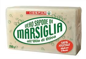 SAPONE BUCATO DESPAR 250GR MARSIGLIA