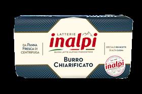 BURRO CHIARIFICATO INALPI 250GR